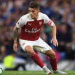 Lucas Torreira in action for Arsenal. (Getty Images)