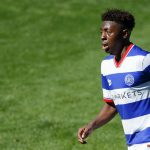 Eberechi Eze of QPR during the U23 Professional Development League match between QPR and Ipswich Town played at Loftus Road Stadium, London. (Getty Images)