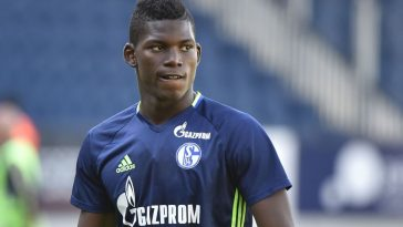 Breel Embolo had an injury-hit three seasons with FC Schalke. (Getty Images)