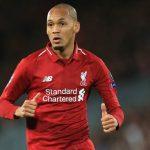 Liverpool midfielder Fabinho in action. (Getty Images)