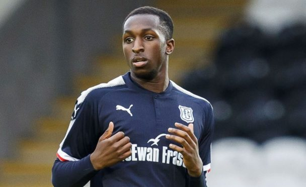 Glen Kamara during his time at Dundee. (Getty Images)