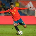 Celta Vigo's Brais Mendez earned his first cap for Spain in November 2018. (Getty Images)