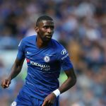 Antonio Rudiger in action for Chelsea. (Getty Images)