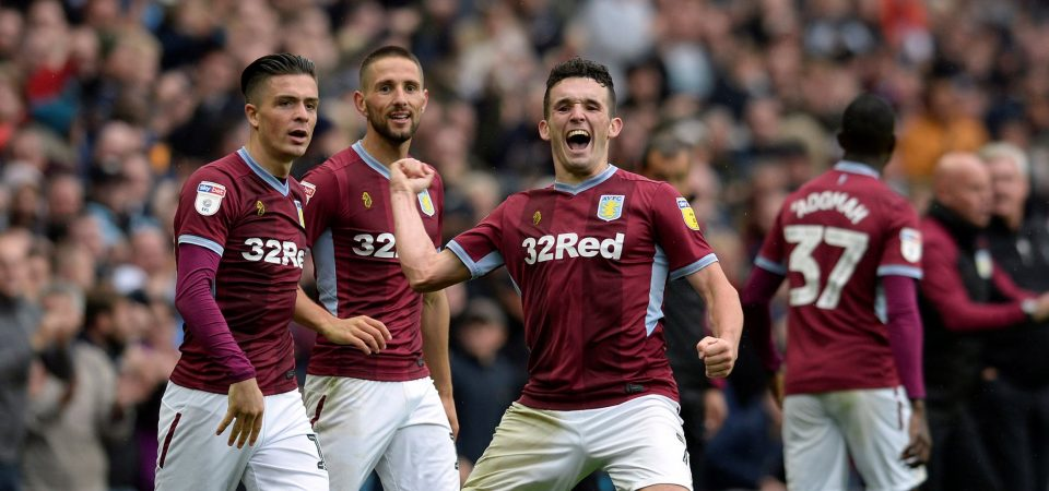 Aston Villa has not had the best of seasons so far. (Getty Images)