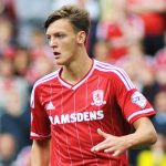 Middlesbrough defender Dael Fry in action. (Getty Images)