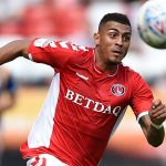 Charlton Athletic's Karlan Grant in action. (Getty Images)