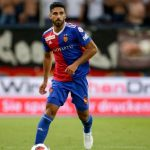 Eray Comert in action for FC Basel. (Getty Images)