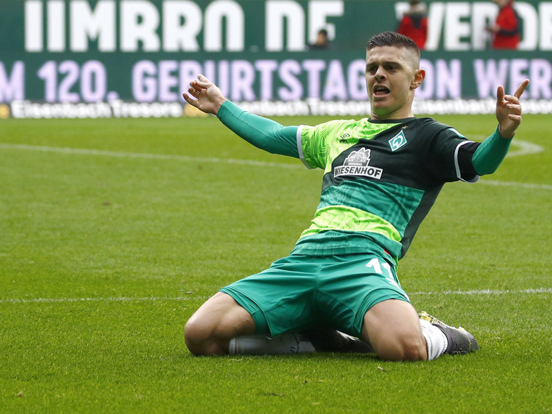 Crystal Palace news: Eagles interested in Milot Rashica - good move?