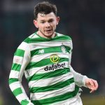 Oliver Burke in action for Celtic. (Getty Images)