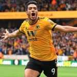 Wolves star Raul Jimenez is one of the best strikers in the Premier League. (Getty Images)