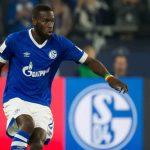 Schalke defender Salif Sane in action. (Getty Images)