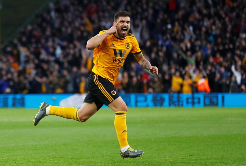 Ruben Neves has been a star at Wolves since joining from FC Porto in 2018. (Getty Images)