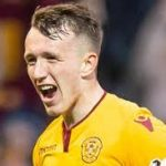 David Turnbull came through the youth ranks at Motherwell