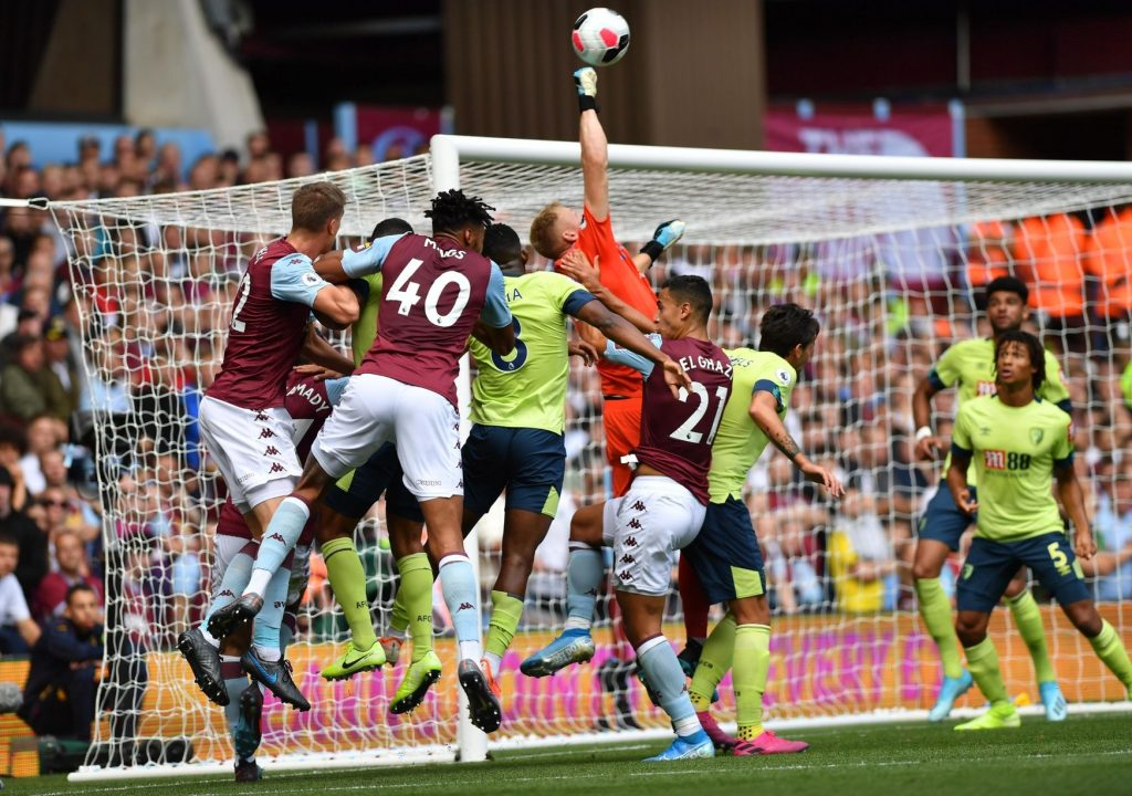 Aston Villa has had a terrible season so far and are sitting 19th in the league table.