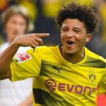 Borussia Dortmund's Jadon Sancho has established himself as one of the exciting young talents in Europe. (Getty Images)