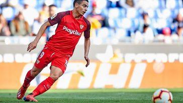 Wissam Ben Yedder in action for Sevilla. (Getty Images)