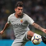 AS Roma midfielder Lorenzo Pellegrini in action. (Getty Images)