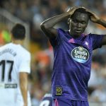 Celta Vigo winger Pione Sisto in action. (Getty Images)