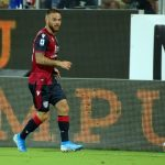 Nahitan Nandez has been one of the best players for Cagliari this season. (Getty Images)