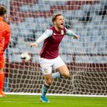 Indiana Vassilev has been in fine form for Aston Villa's U-23 side