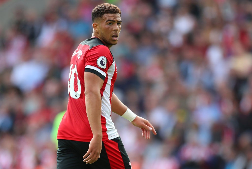 Che Adams is in the predicted starting XI for Southampton against Leicester City.