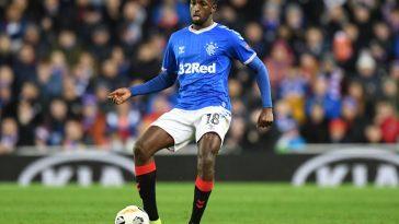 Glen Kamara in action for Rangers. (Getty Images)