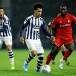 Matheus Pereira of West Bromwich Albion in action during the Sky Bet Championship match between West Bromwich Albion and Bristol City at The Hawthorns on November 27, 2019 in West Bromwich, England. (Getty Images)