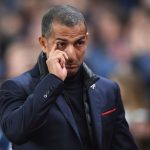 Sabri Lamouchi manager of Nottingham Forest looks on during the Sky Bet Championship match between Stoke City and Nottingham Forest at Bet365 Stadium. (Getty Images)