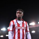 Tyrese Campbell of Stoke City looks on after the game during the Sky Bet Championship match between Stoke City and Nottingham Forest at Bet365 Stadium on September 27, 2019 in Stoke on Trent, England. (Getty Images)