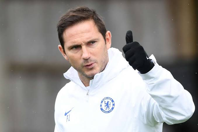 Chelsea boss Frank Lampard (Getty Images)