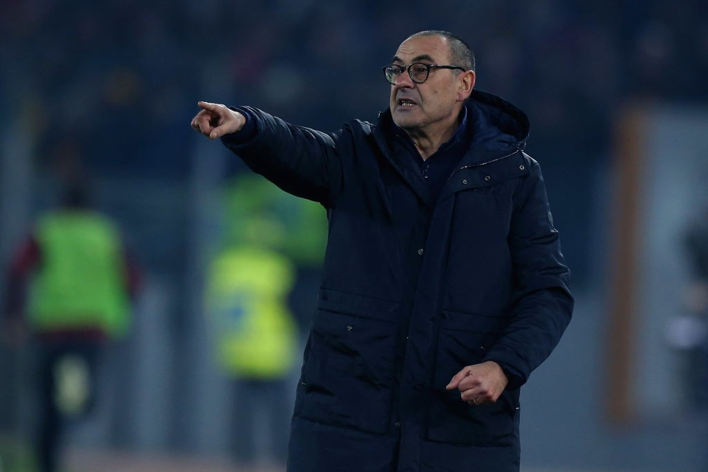 Juventus boss Maurizio Sarri (Getty Images)