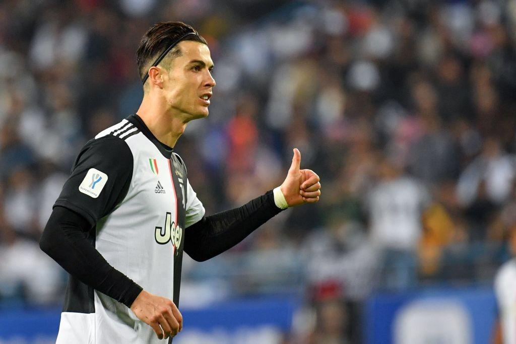 Cristiano Ronaldo (Image credit: Getty)