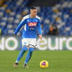 Josè Callejon player of SSC Napoli during the Serie A match between SSC Napoli and FC Internazionale at Stadio San Paolo on January 06, 2020 in Naples, Italy. (Getty Images)