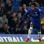 Tariq Uwakwe of Chelsea in action during the Premier League 2 match between Chelsea and Arsenal at Stamford Bridge on April 15, 2019 in London, England. (Getty Images)