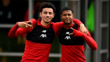 Curtis Jones and Rhian Brewster have been linked with Stoke City