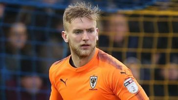 George Long has been linked with Derby County