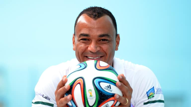 Brazilian legend Cafu heaped praised upon Neymar. (Image credit: FIFA)