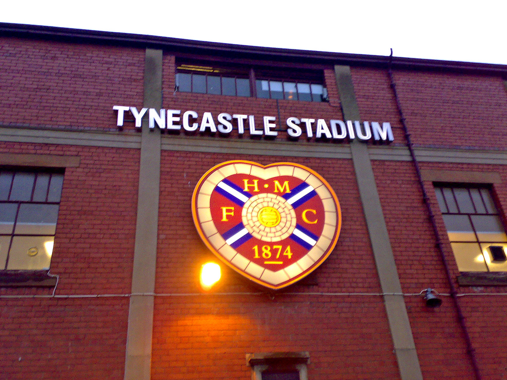 Hearts have asked players to take a pay cut