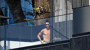 Ronaldo quarantine