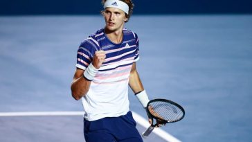 Alexander Zverev is one of the rising stars in tennis