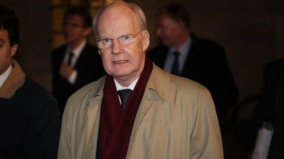 SPFL chairman Murdoch MacLennan