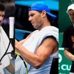 Rafael Nadal spoke about his rivals during an Instagram session
