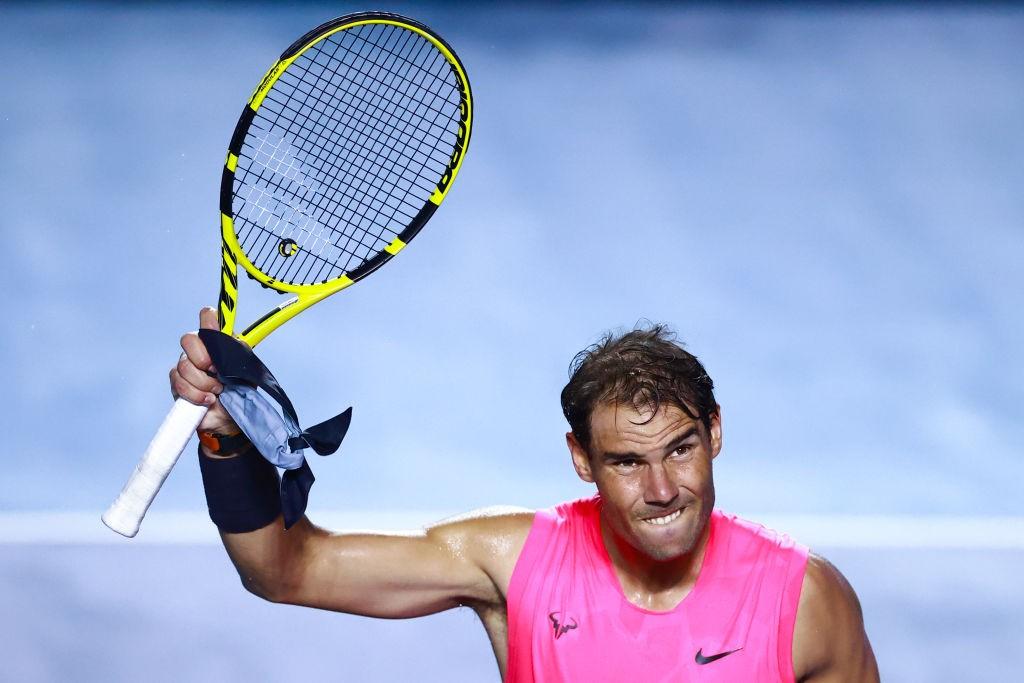Rafael Nadal has 19 Grand Slams to his name
