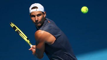 Rafael Nadal is one of the greats in tennis