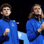 Dominic Thiem and Stefanos Tsitsipas could meet in an exhibition match