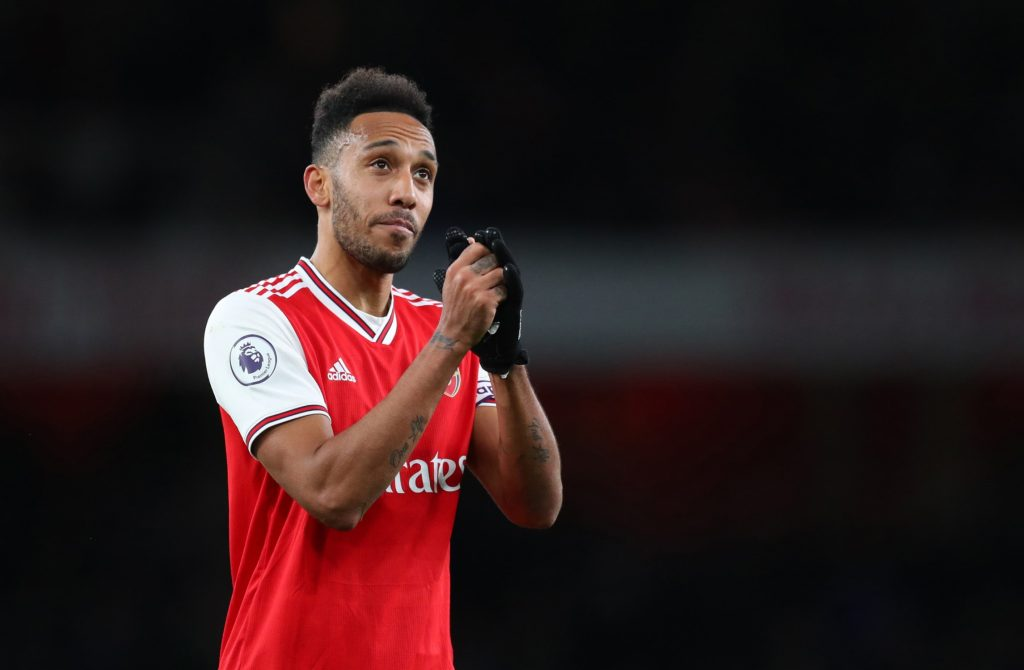 Pierre-Emerick Aubameyang has played for several top clubs in his career