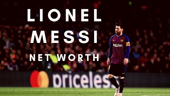 Lionel Messi has amassed a great net worth thanks to his football skills