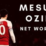 Mesut Ozil is one of the biggest football stars and has a huge net worth