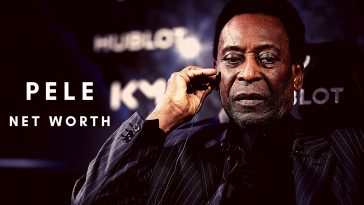 Pele has amassed a huge net worth thanks to his playing days