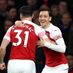Mesut Ozil and Sead Kolasinac were attacked recently